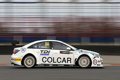 Argentina WTCC: Newcomer Guerrieri sets pace in FP1