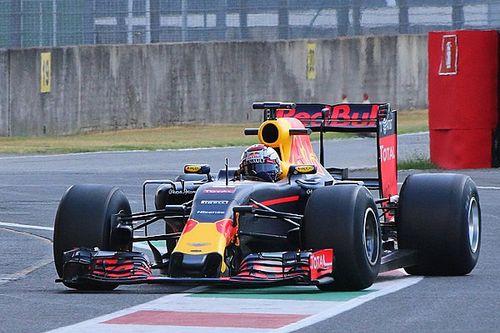 Red Bull prend le relais des essais Pirelli au Mugello