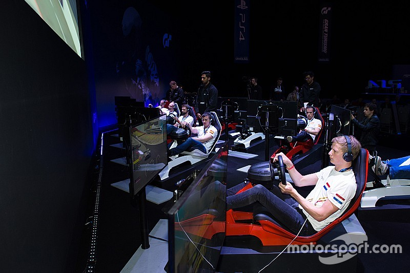 F1 considering using gamers to trial new rules