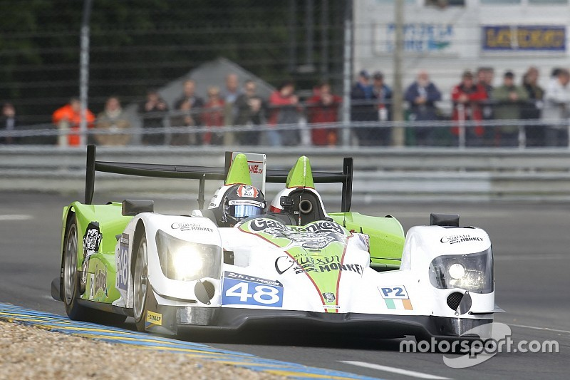 Keating enjoying transition from Viper to LM P2 car