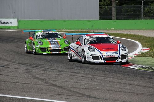 Kevin Giovesi (Ghinzani Arco Motorsport – Centri Porsche di Milano) è pronto per Gara 3