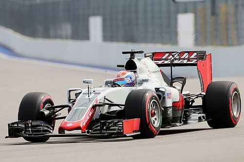 Haas F1 Team Friday Practice at Sochi recap