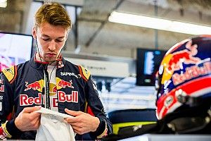 """Horner: Red Bull right not to """"throw in the towel"""" on Kvyat"""