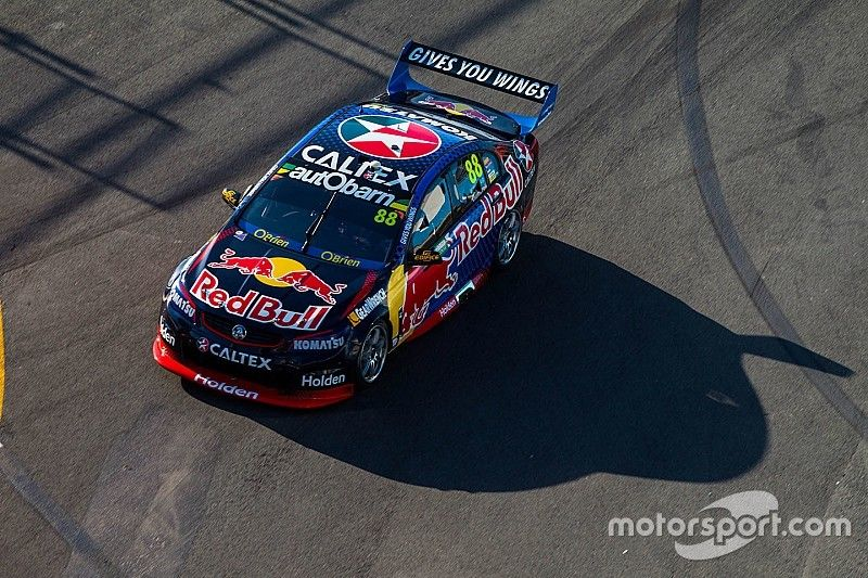 Gold Coast 600: Whincup edges Van Gisbergen in shootout