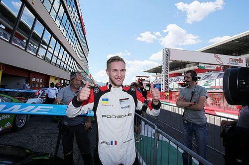 Carrera Cup Italia: Come Ledogar sul gradino più alto del podio nella prima gara del Mugello