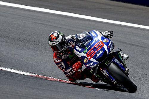 """Lorenzo says Red Bull Ring's Turn 2 """"very dangerous"""""""