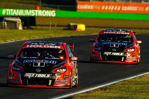 Walkinshaw commits to two-car Supercars programme