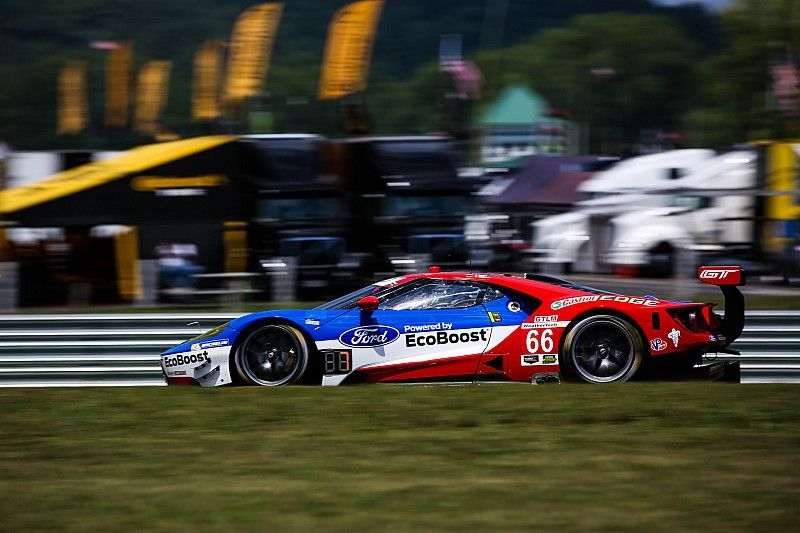 """Ford GT """"won on racecraft,"""" not performance breaks, says Ganassi chief"""