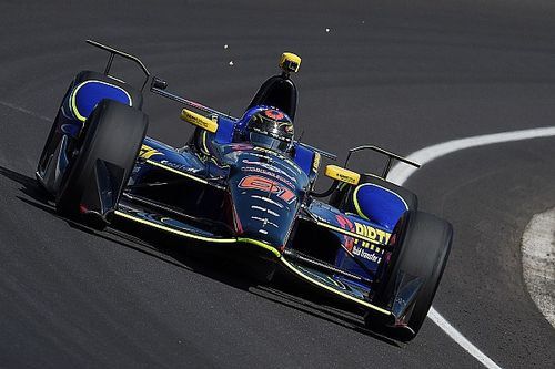 Matt Brabham is continuing a family tradition at Indy