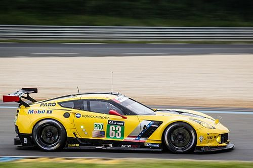 Corvette Racing satisfied with Le Mans test pace