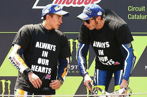 Rossi et Márquez se rapprochent enfin