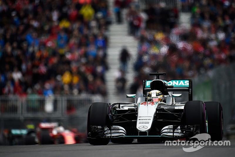 Analysis: How Ferrari fumbled under Hamilton's pressure