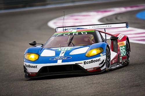 Prologue extra: Inside the Ford GT's first-ever WEC test