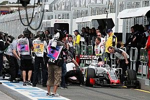 "Steiner says Haryanto incident ""not too clever"""