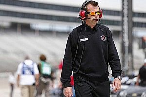 SHR withdraws appeal, Harvick's crew chief suspended for Martinsville