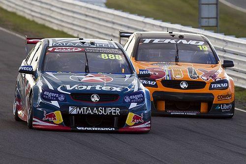 Tasmania V8s: Davison emerges from wild race as winner