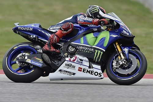 """Runner-up Lorenzo """"much slower than expected"""" in COTA race"""