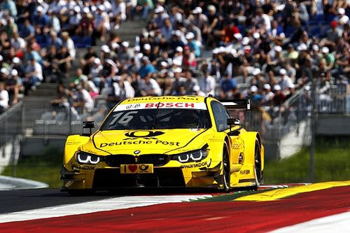 Spielberg DTM: Glock dominates Race 2, Mercedes draws a blank