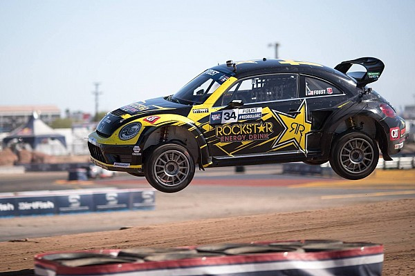 Third annual Global Rallycross Washington DC returns to RFK Stadium July 29-30