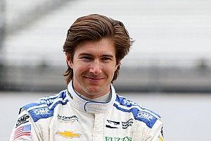 "Hildebrand ""positive"" about landing Ed Carpenter Racing deal"