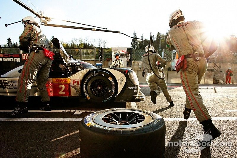 """COTA is """"unfinished business"""" for Porsche #2, says Lieb"""