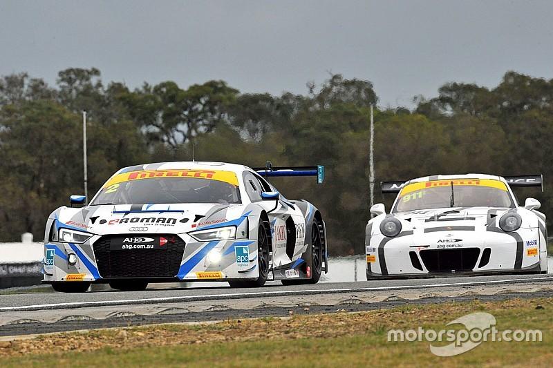 Barbagallo Australian GT: Mclaughlan wins opener