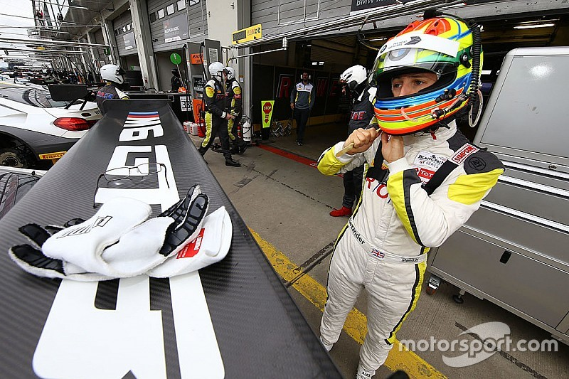 Sims on standby for Frijns at Monaco