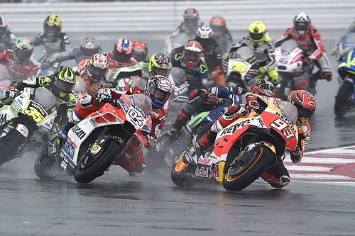 Misano MotoGP: Top photos from the race