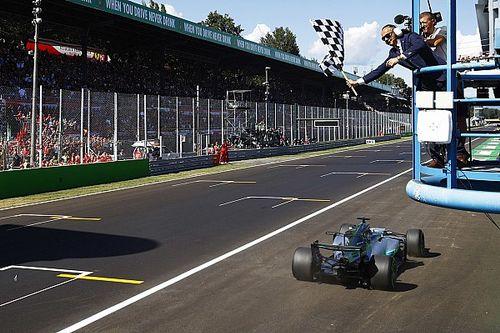 """Fotogallery: la Mercedes """"espugna"""" Monza con una doppietta"""