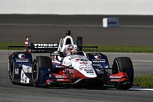 IndyCar Noticias de última hora Rahal, satisfecho con el