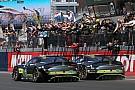 WEC Aston Martin werkt aan nieuwe Vantage GTE voor 2018