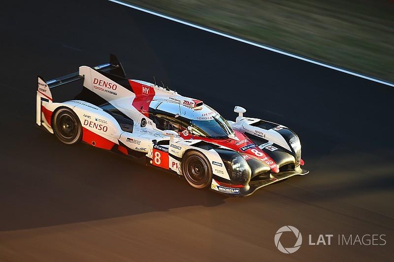 Versi pembaruan Toyota LMP1 tuntaskan tes perdana