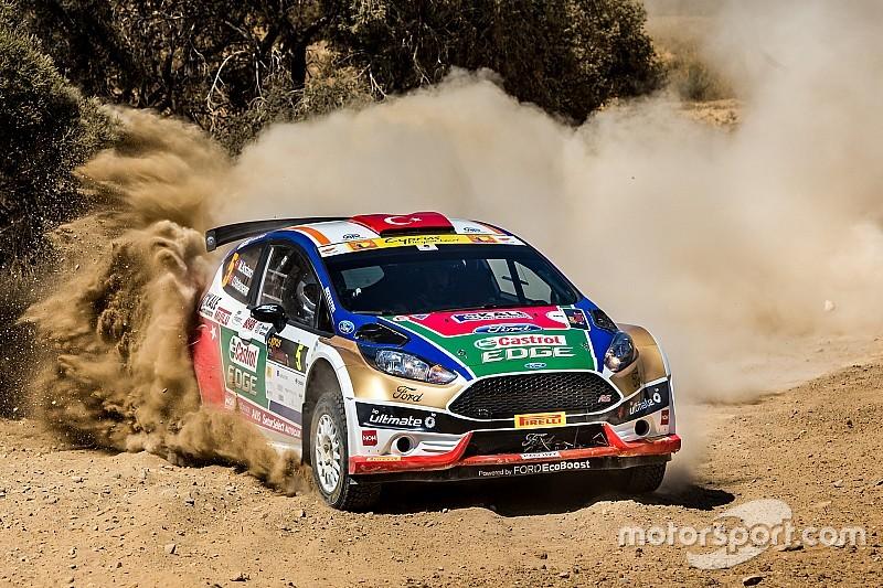 Castrol Ford Team Türkiye 2018'de WRC'de yarışacak
