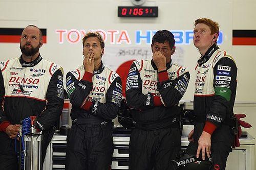 Porsche lidera após drama da Toyota; Senna é 2º na geral