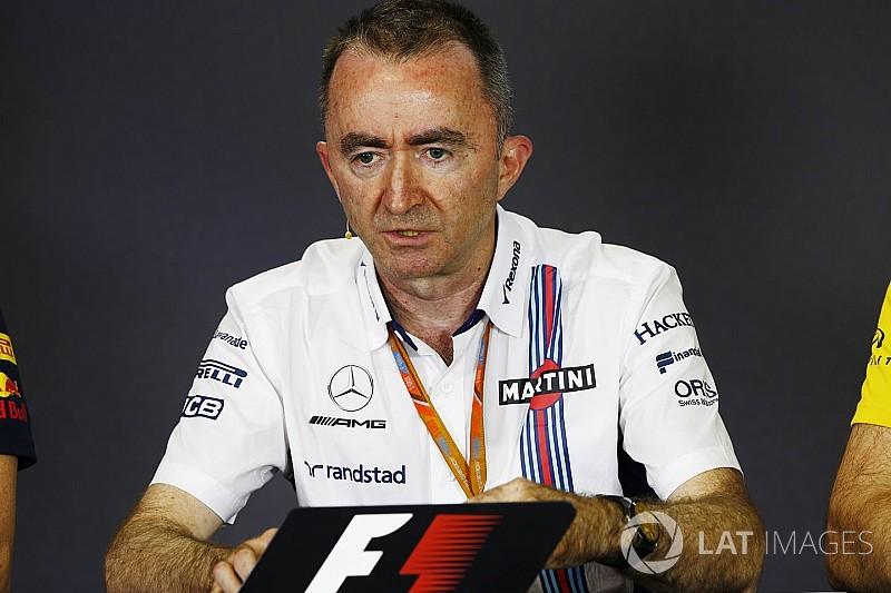 Lowe descarta mudanças radicais na Williams em 2018