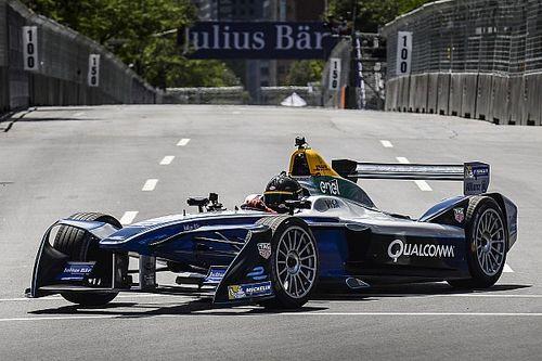 Patrick Carpentier to test Formula E car on Monday