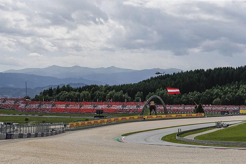 Hoe laat begint de Grand Prix van Oostenrijk Formule 1?