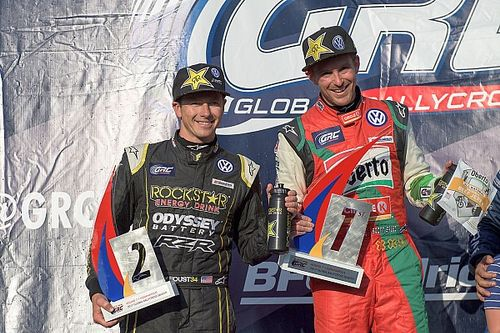 Scott Speed wins Round 7 in Indianapolis