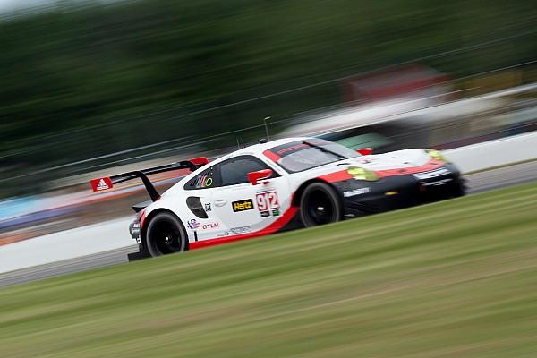 IMSA Lime Rock: Bruni pakt zijn eerste pole-position voor Porsche