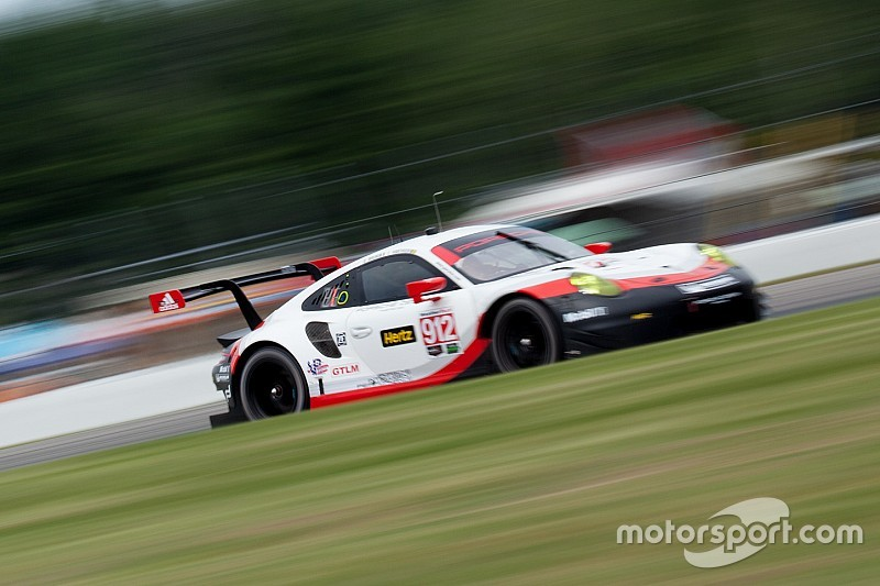 Lime Rock IMSA: Bruni takes his first pole for Porsche