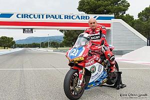 Dario Marchetti punta al Bol d'Or con la Esprit Racing