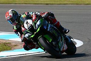 Kawasaki: Rea scivola, ma ha un gran passo. Sykes vuole dare battaglia