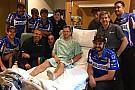 Em recuperação, Bourdais garante que retornará à Indy