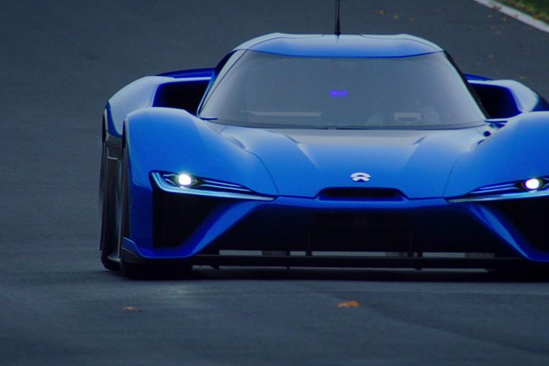 NIO EP9 побив рекорд зі швидкісного підйому електрокарів у Гудвуді