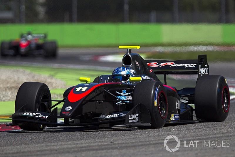 Jerez F3.5: Nissany holds off Fittipaldi to win