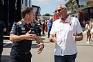 Formula 1 Mateschitz: 2017'ye kıyasla Mercedes'e daha yakınız
