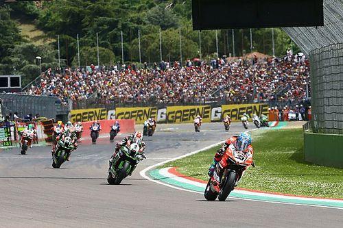 Crescono gli spettatori a Imola: in oltre 75.000 a vedere la Superbike!