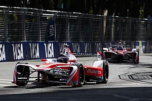 Формула E Отчет о гонке Розенквист впервые победил в Формуле Е