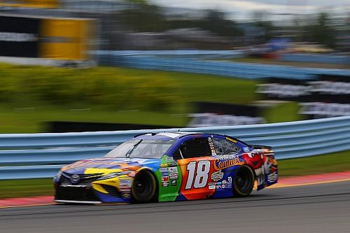 NASCAR in Watkins Glen: Kyle Busch auf Pole-Position
