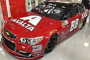 Dale Earnhardt Jr. enthüllt Lackierung für sein letztes NASCAR-Rennen